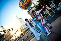 Elvis lebt 2x in las Vegas